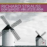 echange, troc Strauss, Orquesta Filarmonica De Gran Canaria - Don Quixote & Vier Letzte Lieder