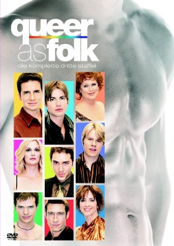 Queer as Folk - Die komplette dritte Staffel [4 DVDs]