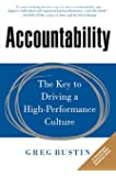 Accountability: The Key to Driving a High-Performance Culture: The Key to Driving a High-Performance Culture