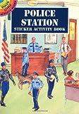 Police Station Sticker Activity Book (Dover Little Activity Books) (0486407489) by Steven James Petruccio