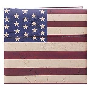 US FLAG 12x12 Scrapbook by Pioneer - 12x12