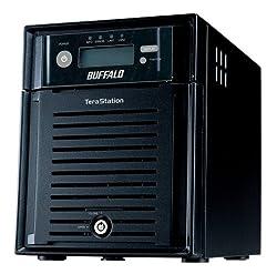 BUFFALO テラステーション 高速/耐障害 RAID対応NAS 8TB TS-X8.0TL/R5