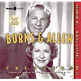 Burns & Allen: Treasury (Old Time Radio) (Classic Radio Comedy)