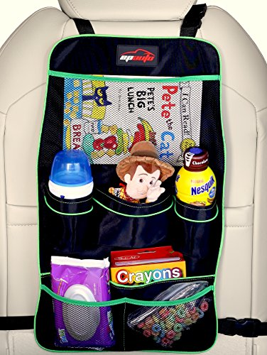 EPAuto Premium Car Backseat Organizer for Kid Travel
