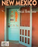 New Mexico Magazine Special Home Issue April 2004