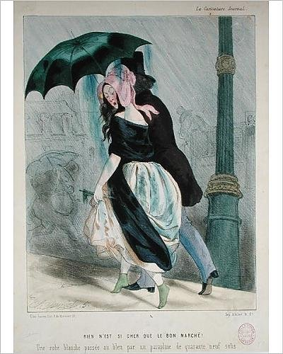 photographic-print-of-there-is-nothing-as-expensive-as-le-bon-marche-colour-litho