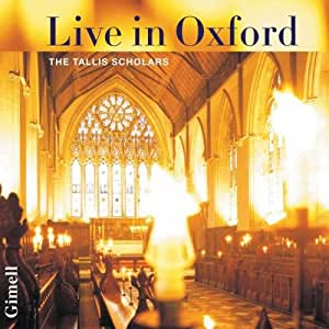 Live in Oxford