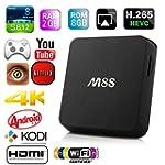 Bqeel M8s Android TV Box Amlogic S812...