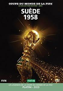 Coupe du Monde de la FIFA - DVD 3 - Suède 1958