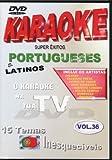 echange, troc DVD Karaoké Portugais Super Exitos Vol.36