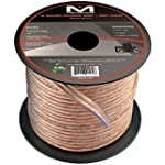 14AWG 2-Conductor Speaker Wire (50 Fe...