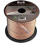 Mediabridge 14AWG Speaker Wire (50 Fe...