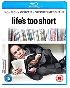Life's Too Short: Series 1 [Blu-ray]