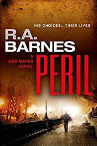 Peril: A Ger Mayes Crime Novel by R. A. Barnes ebook deal
