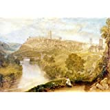 Richmond from the North-East, by J.M.W. Turner (V&A Custom Print)