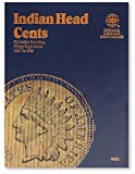 Indian Head Cents Folder 1857-1909 (Official Whitman Coin Folder)