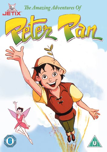 the-amazing-adventures-of-peter-pan-dvd
