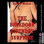 The Backdoor Birthday Surprise   Brooke Weldon