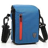First2savvv BDV2503 blue luxury quality anti-shock Nylon camera case bag for panasonic Lumix HC-V10 HC-X920 HC-V520 Toshiba CAMILEO X400 CAMILEO X200 CAMILEO X150 CAMILEO Z100