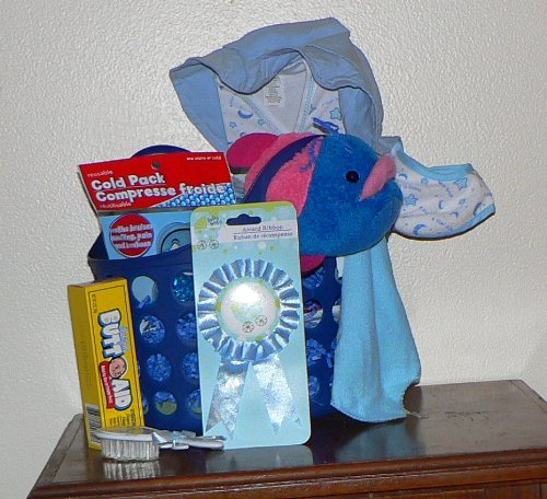 It's A Boy! New Baby Gift Basket