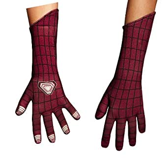 Disguise Marvel The Amazing Spider-Man 2 Movie Child Deluxe Gloves, One Size Child