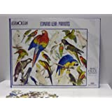 Edward Lear Parrots Jigsaw