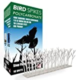 Bird Spikes Polycarbonate 10 Ft.