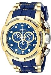 Invicta Men's 14405 Bolt Analog Display Swiss Quartz Blue Watch