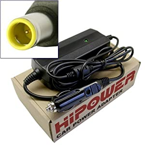 Hipower DC Car Automobile Power Adapter Charger For IBM Lenovo 8939/AB Laptop Notebook Computers
