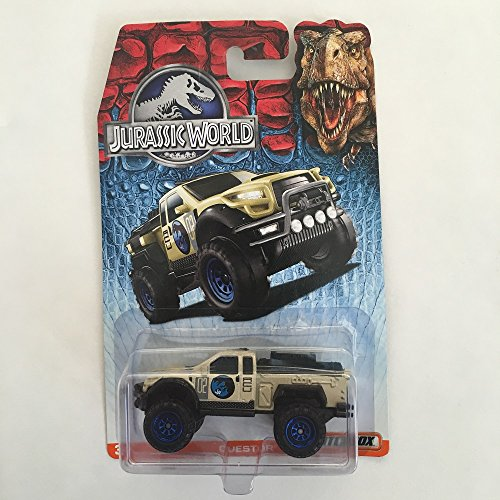 Matchbox Jurassic World Collectible QUESTOR Vehicle