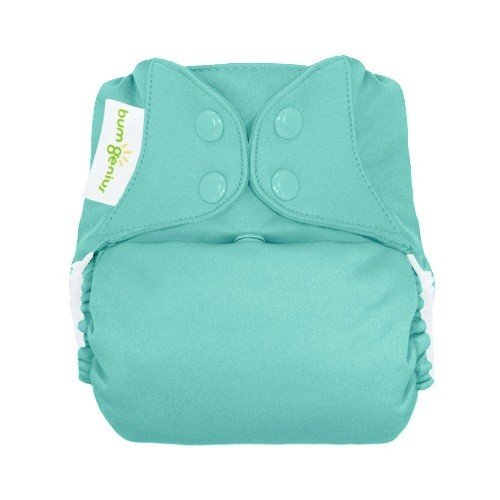 Elemental Aio Diaper With Organic Liner - Mirror front-811589