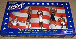 1996 USA Dream Team NBA Starting Lineup Edition Set Two of Two