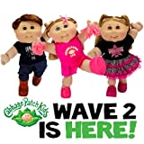 Cabbage Patch Kids - NEW WAVE 2 Collection! - Styles Vary