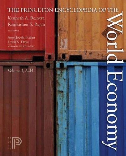 The Princeton Encyclopedia of the World Economy