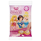 Disney Princess Ready to Bake Cookie Kit (192g) - Pack of 2