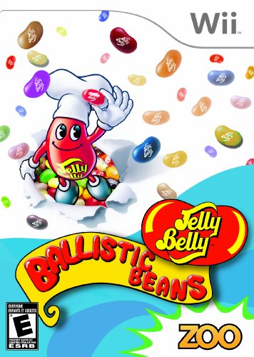 Jelly Belly Ballistic Beans - Nintendo Wii (Jelly Belly Wii compare prices)