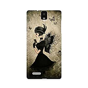 Mobicture Girl Abstract Premium Designer Mobile Back Case Cover For InFocus M330 back cover,InFocus M330 back cover 3d,InFocus M330 back cover printed,InFocus M330 back case,InFocus M330 back case cover,InFocus M330 cover,InFocus M330 covers and cases