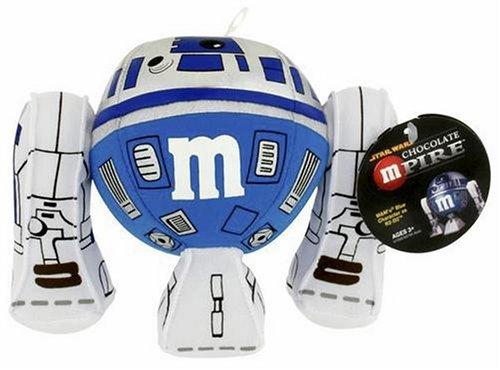 Star Wars M-Pire Plush Buddy R2D2