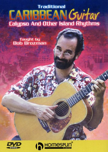 Traditional Caribbean Guitar - Calypso And Other Island Rhythms