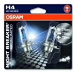 OSRAM NIGHT BREAKER UNLIMITED H4 Halo...