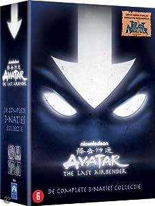 AVATAR, le dernier maître de l'air - L'intégrale - Coffret Livre 1, 2 et 3 (13 DVD) [import avec langue Francais]