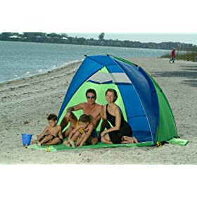 Portable 8' Beach Shelter