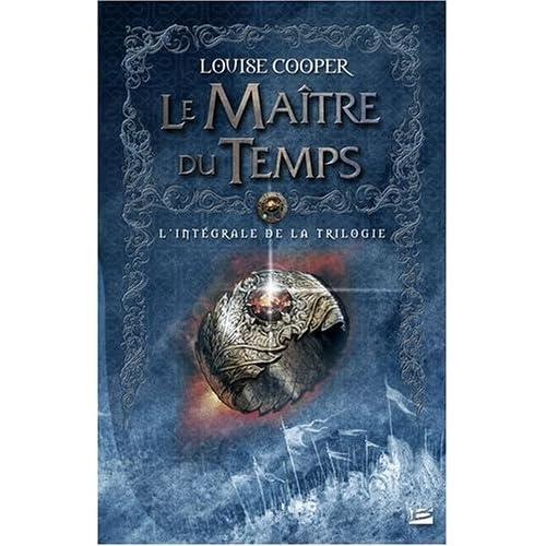 Le maître du temps - Louise Cooper 51QR8X1KH8L._SS500_