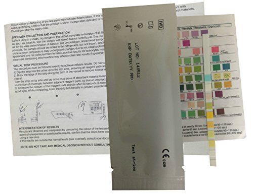 5-x-home-urine-diabetes-tests-each-strip-screens-for-ketones-glucose-5-per-foil