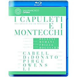Vincenzo Bellini: I Capuleti e i Montecchi [Blu-ray]