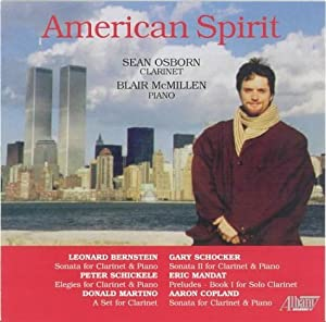 American Spirit: Music for Clarinet