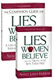 Lies Women Believe/Companion Guide for Lies Women Believe- 2 book set (0802476007) by Nancy Leigh DeMoss