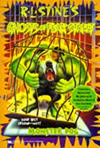 Monster Dog (Ghosts of Fear Street, No. 24) by R.L. Stine