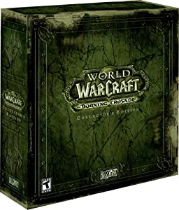 World of Warcraft: Burning Crusade Collector's Edition