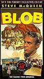 The Blob [VHS]
